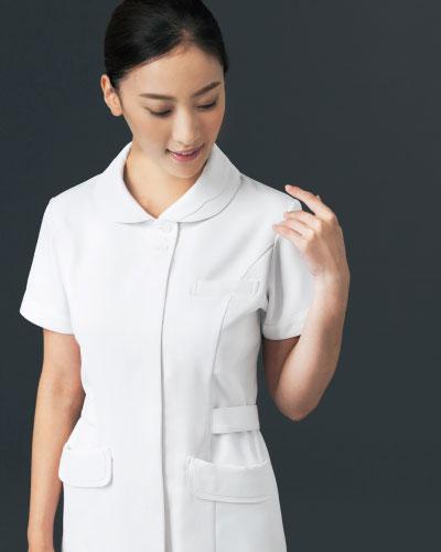 BR-1052 オンワード商事(ONWARD) レディスジャケット ホワイト【半額キャンペーン対象】