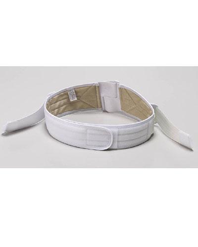C3JKB602 腰部骨盤ベルト(補助ベルト付) ホワイト 男女兼用 【ポイント10倍】