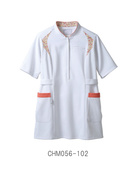 CHM056 アシックス(asics) レディスジャケット 半袖