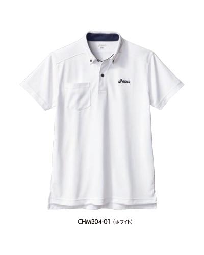 CHM304 アシックス(asics) ポロシャツ男女兼用