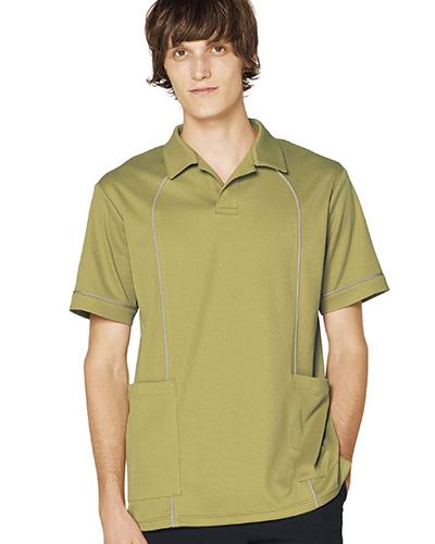 CL-0273 キャララ (Calala) メンズ ニットシャツ