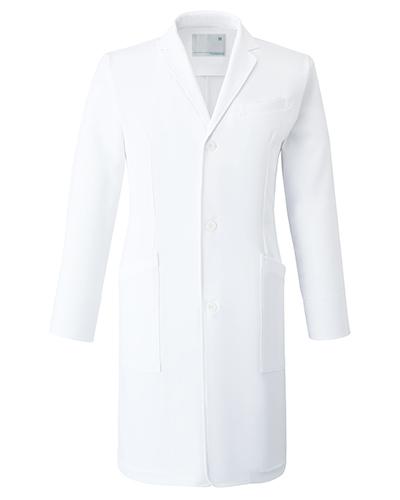 CM771 メンズコート スリムタイプ 薬局衣 WECURE(ウィキュア)