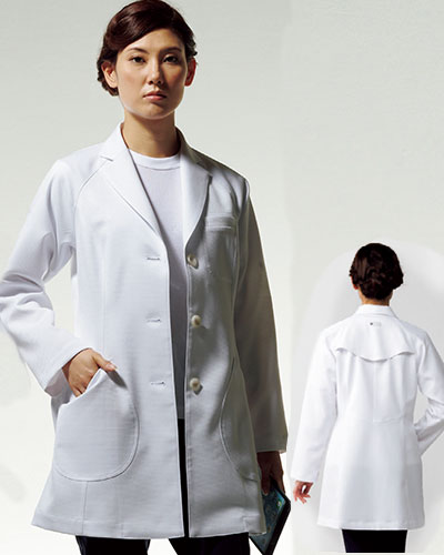 CMA101 KAZEN・カゼンMagellan レディス診察衣