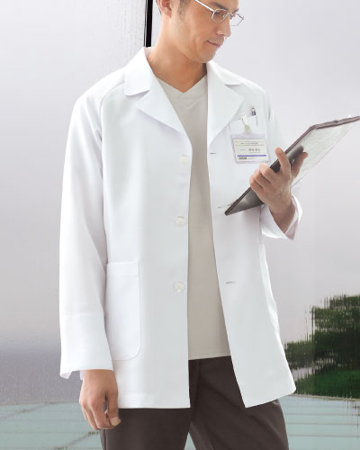 CMA211 KAZEN・カゼン メンズ診察衣