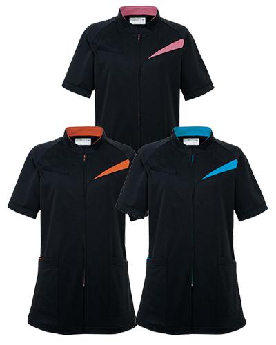 CR202 ケアワークシャツ レディス キラク(KIRAKU)