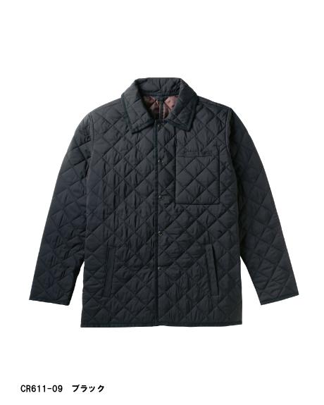 CR611 キラク (kiraku)  キルトジャケット