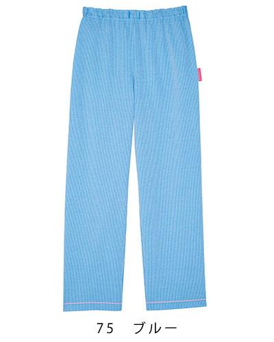 CV051 キラク(kiraku) ストレートパンツ(ひも無し) 男女兼用患者衣 10枚