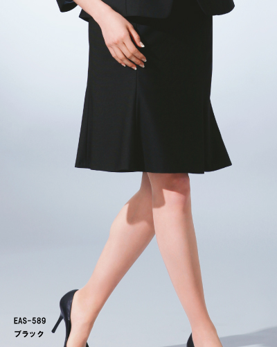 EAS-589 enjoy マーメードラインスカート 医療事務・受付