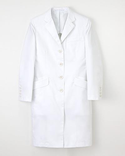 FD-4040 ナガイレーベン(nagaileben)  レディスシングル診察衣