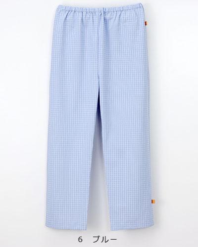 FG-1513 ナガイレーベン 男女兼用 患者衣パンツ