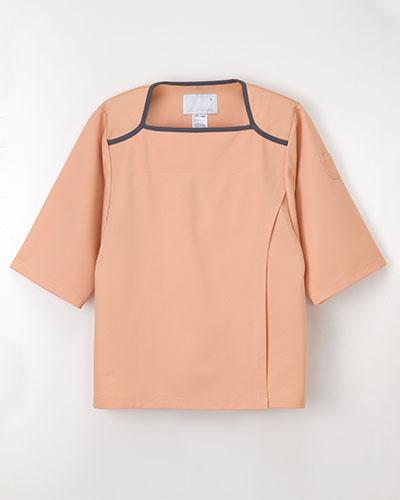 FK-1466 ナガイレーベン(nagaileben) 検診衣上衣男女兼用(上下別売り)