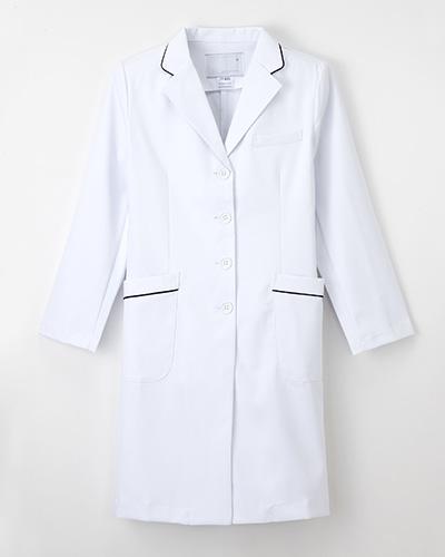 FT-4550 ナガイレーベン(nagaileben)シングル診察衣レディス