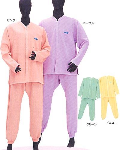 EJ-7011 院内ウエア(前開型/男女兼用)(大)