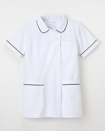 HO-1672 ナガイレーベン(nagaileben)女子上衣 Tネイビー