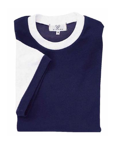 CR021 Tシャツ男女兼用 キラク(kiraku)