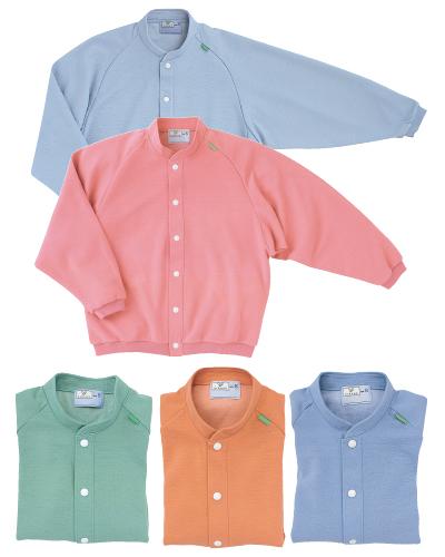 CR805 前開きシャツ(男女兼用)(大)