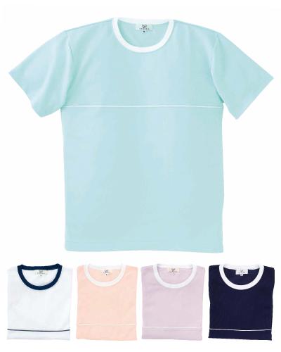 CR077 Tシャツ男女兼用 キラク(kiraku)
