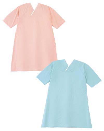 CR815 カバーリングシャツ男女兼用 キラク(kiraku)