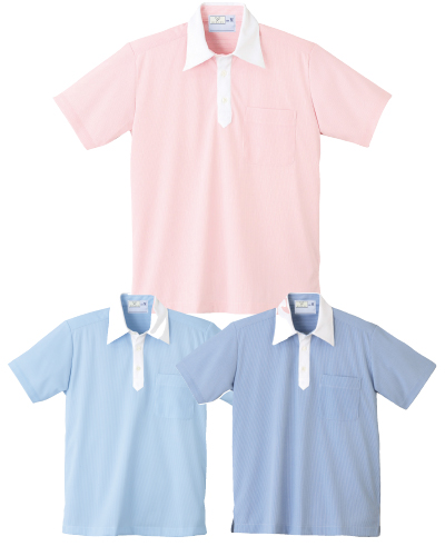 CR121 ニットシャツ