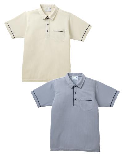 CR123 ニットシャツ