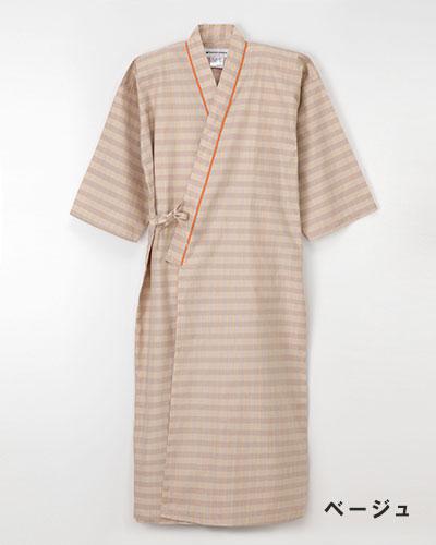 LG-1470 ナガイレーベン(nagaileben) 患者衣ゆかた型 男女兼用
