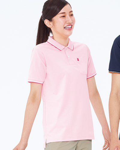 MFK-5807  ナガイレーベン(nagaileben)ミッフィーニットシャツ 男女兼用