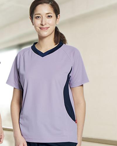 MZ-0198 ミズノ(mizuno) 男女兼用入浴介助用シャツ