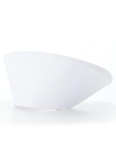 HO-536 看護帽子(フリー2枚組)(ポリエステル90%・綿10%)(大)
