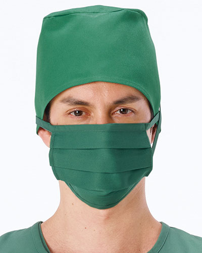 AD-505 ナガイレーベン(nagaileben) 手術用マスク2枚組