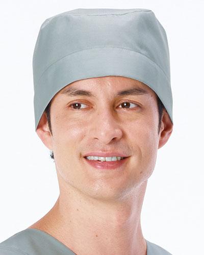 OR-506 男子手術帽(後ヒモ止め式)2枚組(大)