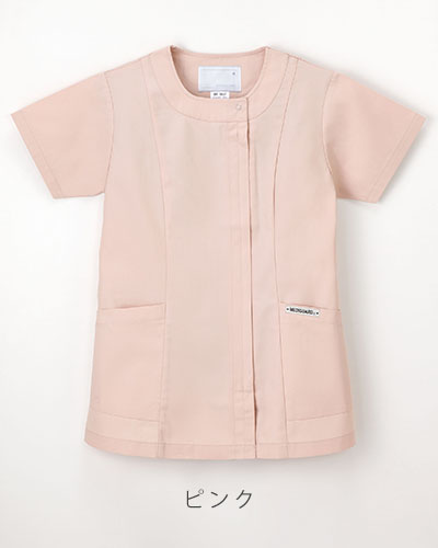 NR-8657 ナガイレーベン(nagaileben) レディスチュニック手術衣