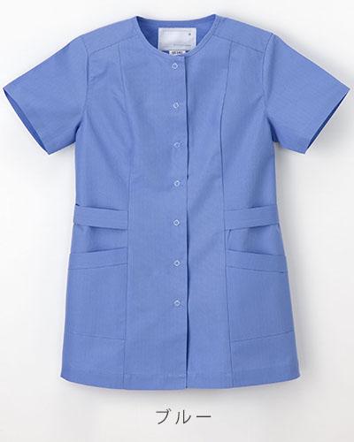 OR-8402 ナガイレーベン(nagaileben) レディスチュニック手術衣