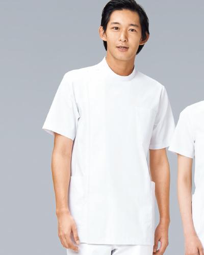 REP100 医務衣半袖メンズ KAZEN・カゼン