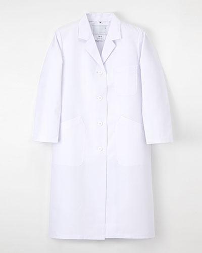TAP-75 ナガイレーベン(nagaileben)ドクタートップ レディス診察衣シングル型