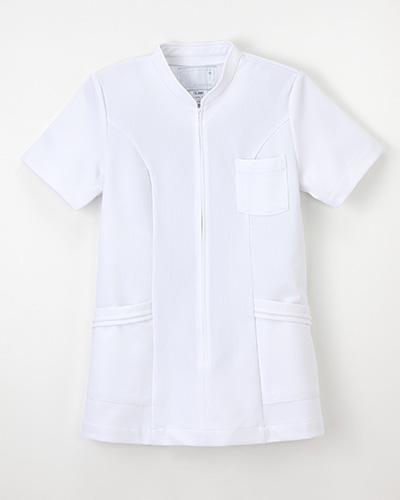 TS-2087 ナガイレーベン(nagaileben)タピスタット レディス上衣半袖