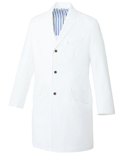 UN-0080 ユナイト メンズドクターコート(長袖)