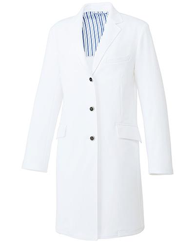 UN-0084 ユナイト レディスドクターコート(長袖)