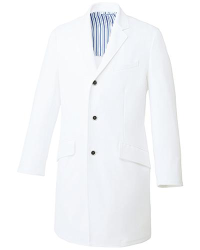UN-0085 ユナイト メンズドクターコート(長袖)