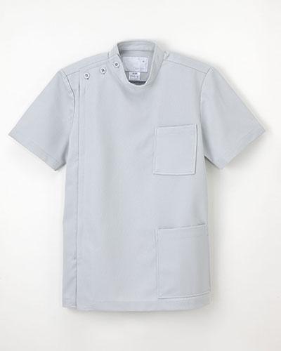 US-82 ナガイレーベン(nagaileben)ドクタートップ メンズ横掛半袖