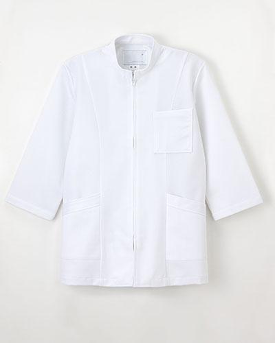 US-86 ナガイレーベン(nagaileben)ドクタートップ メンズ上衣8分袖