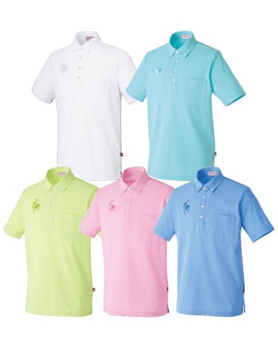 UZL3029 ルコックスポルティフ 男女兼用ボタンダウンシャツ