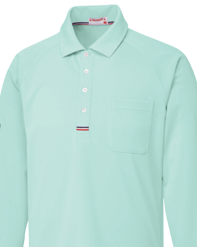 UZL3053 ルコックスポルティフ 男女兼用 長袖ニットシャツ