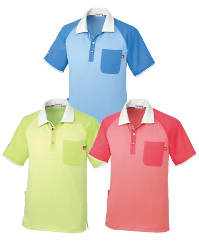 UZL3081 ルコックスポルティフ 男女兼用 ニットシャツ