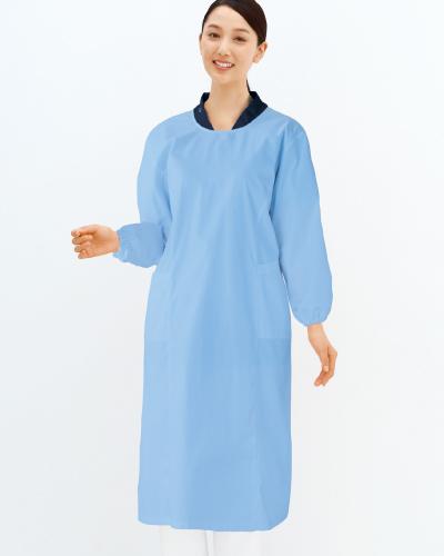 WH13150 抗ウイルス加工予防衣 WHISEL(ホワイセル)