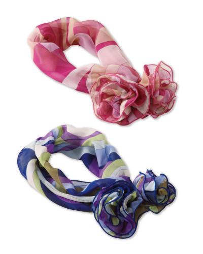 OP100 en joie(アンジョア) スカーフ