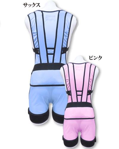 S字の力 Cool&Dry インナースーツ
