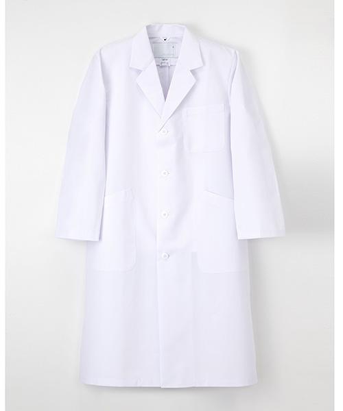 TAP-65 ナガイレーベン(nagaileben)ドクタートップ メンズ診察衣シングル型