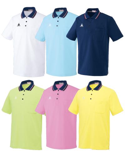 UZL3011 ルコックスポルティフ男女兼用ポロシャツ