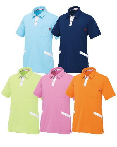 UZL3032 ルコックスポルティフ 男女兼用ニットシャツ