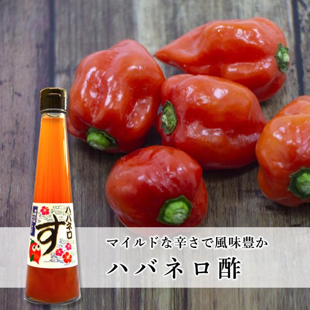 ハバネロ酢